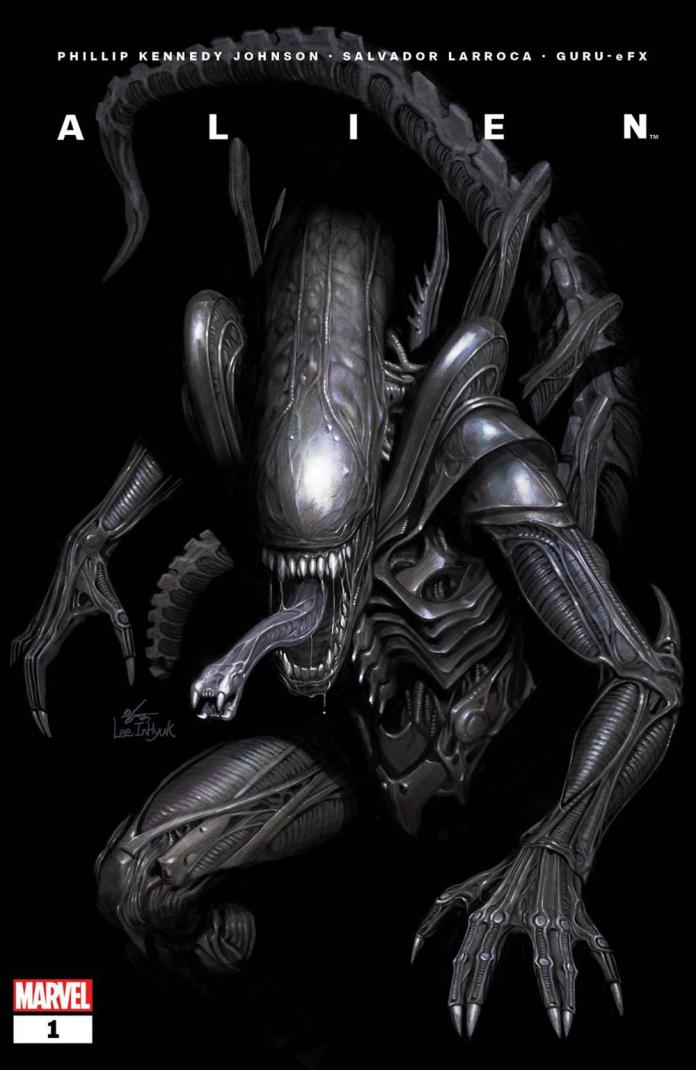 alien #1 marvel