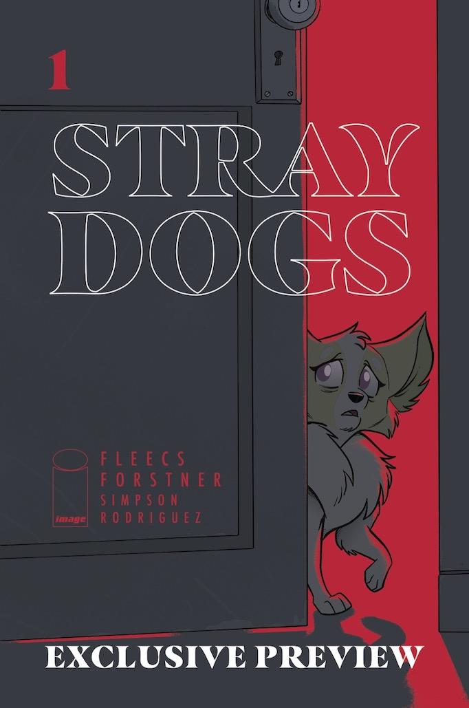 tony fleecs stray dogs cover