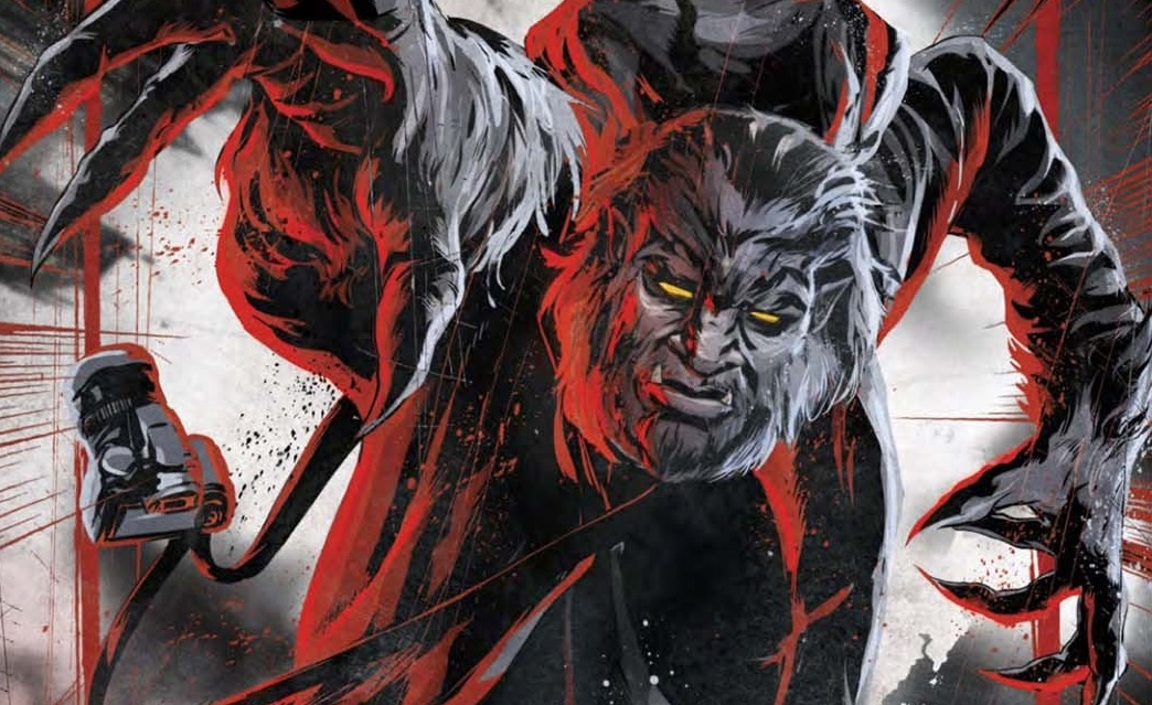 TKO Studios Werewolf