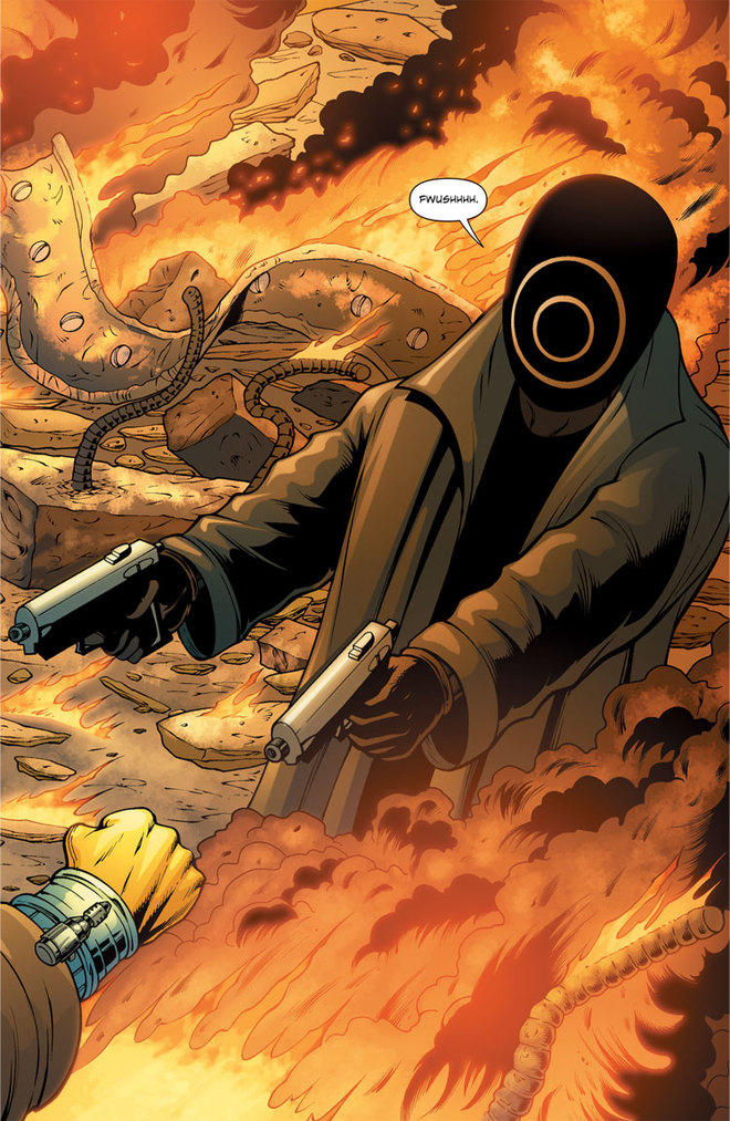 Onomatopoeia Dc Comics : onomatopoeia, comics, Kevin, Smith's, Onomatopoeia, Exceptional, Z-List, Villain
