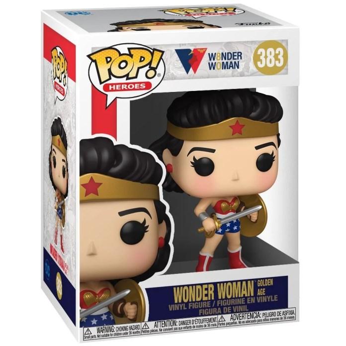 Wonder Woman 80th