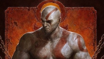 God of War Fallen God