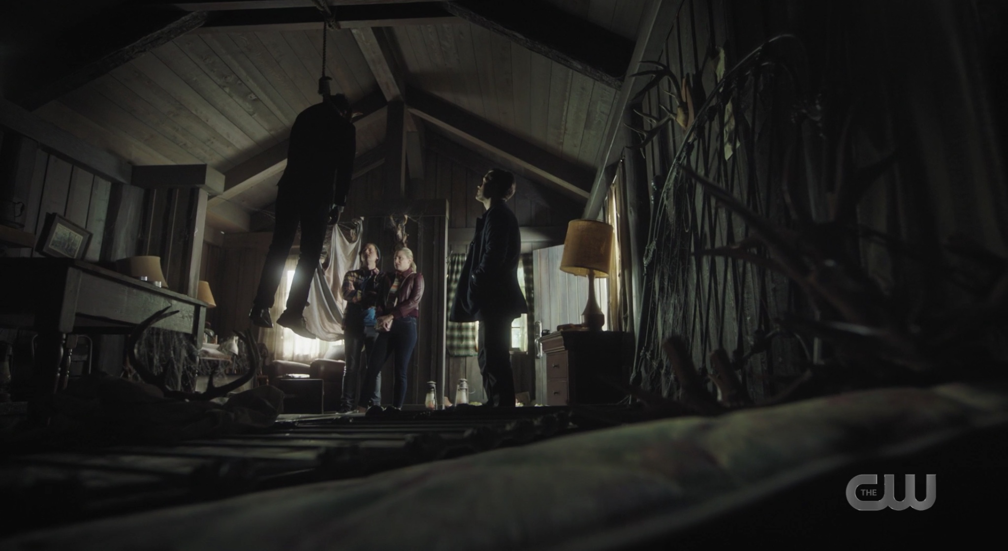 The latest Riverdale dead body is David