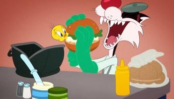 new Looney Tunes Cartoons