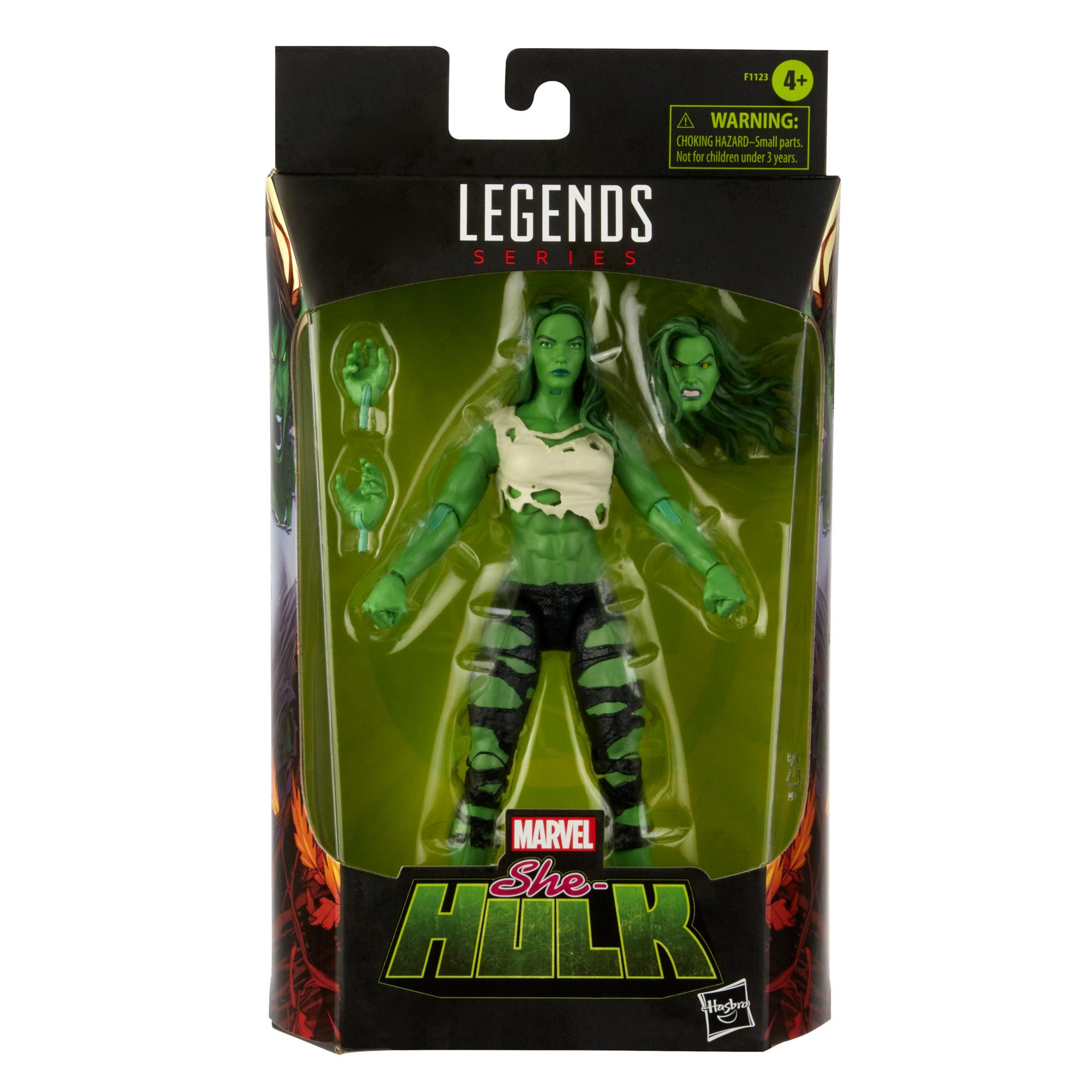 She-Hulk figure