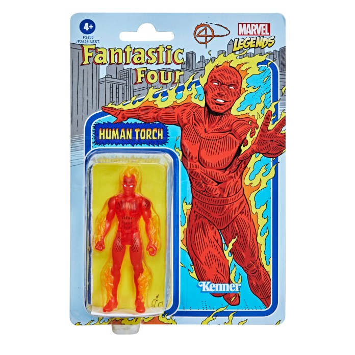 Marvel Legends retro