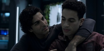 "Marco (Keon Alexander) continues to gaslight Filip (Jasai Chase Owens) in ""Winnipesaukee"""