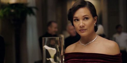 Clarissa Mao (Nadine Nicole) in better times
