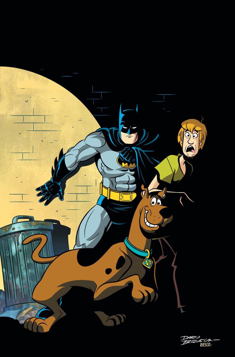 Batman & Scooby-Doo Mysteries