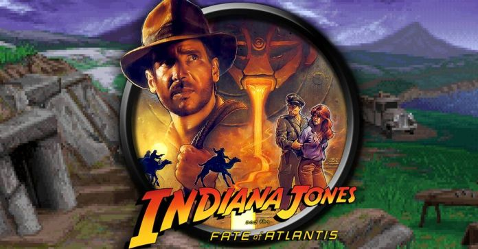 Indiana Jones game 1992
