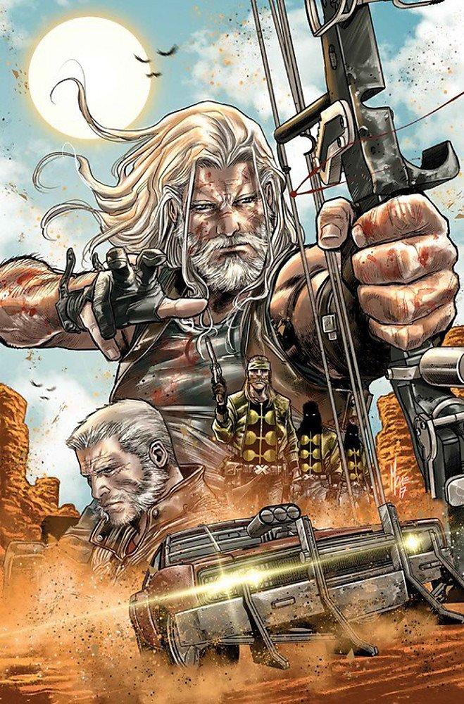 Marvel's Avengers update Old Man Hawkeye