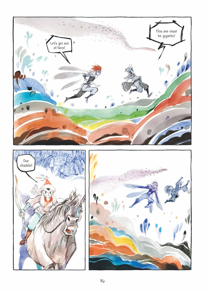 Seekers of the Aweto Book 1 Page 36