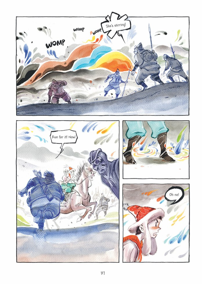 Seekers of the Aweto Book 1 Page 37