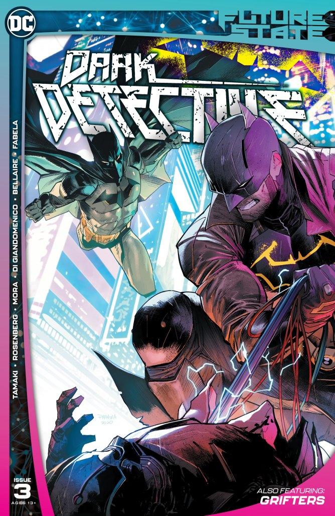 Future State Dark Detective #3 Cover