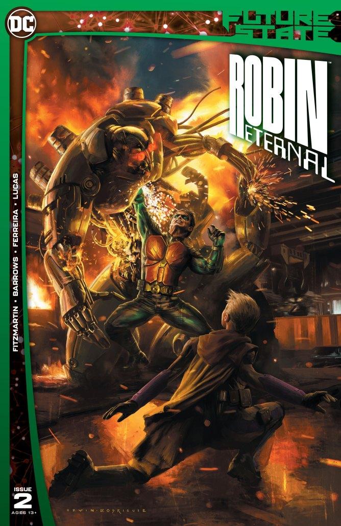 Future State Robin Eternal #2
