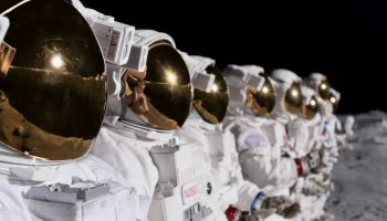 The multinational astronauts of For All Mankind and its second season