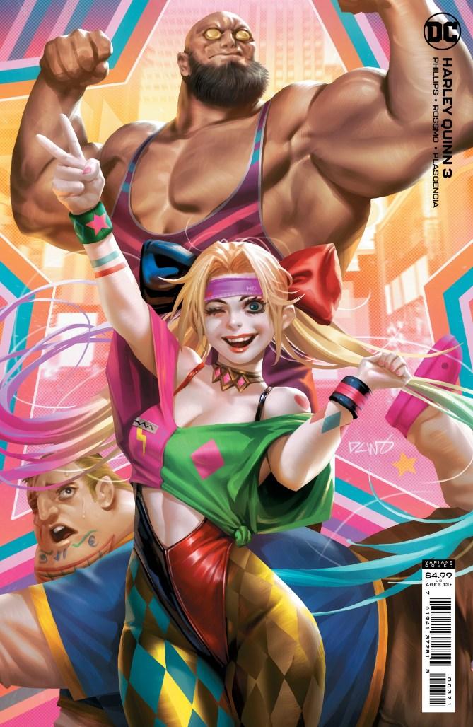 Harley Quinn #3 Variant Cover
