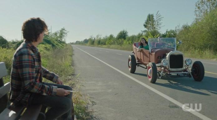 The Riverdale jalopy