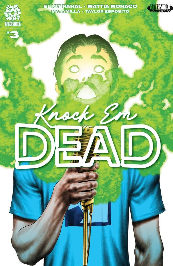 KNOCK 'EM DEAD #3