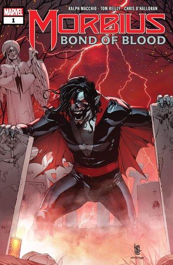 Morbius: Bond of Blood #1 Cover