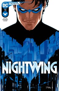 Nightwing #78 Cover