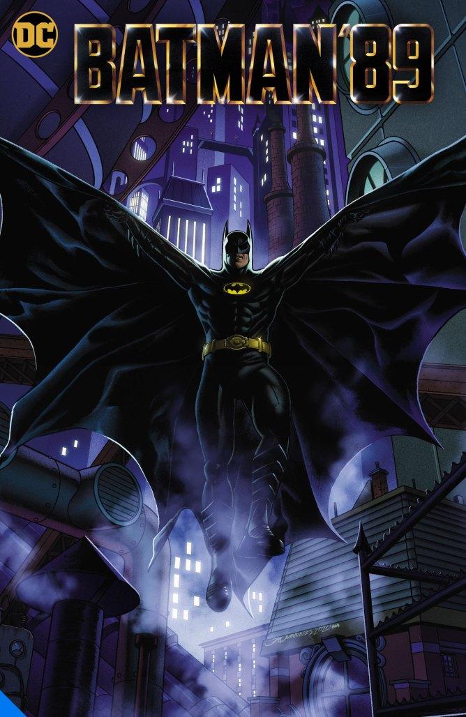 Batman '89 promo art