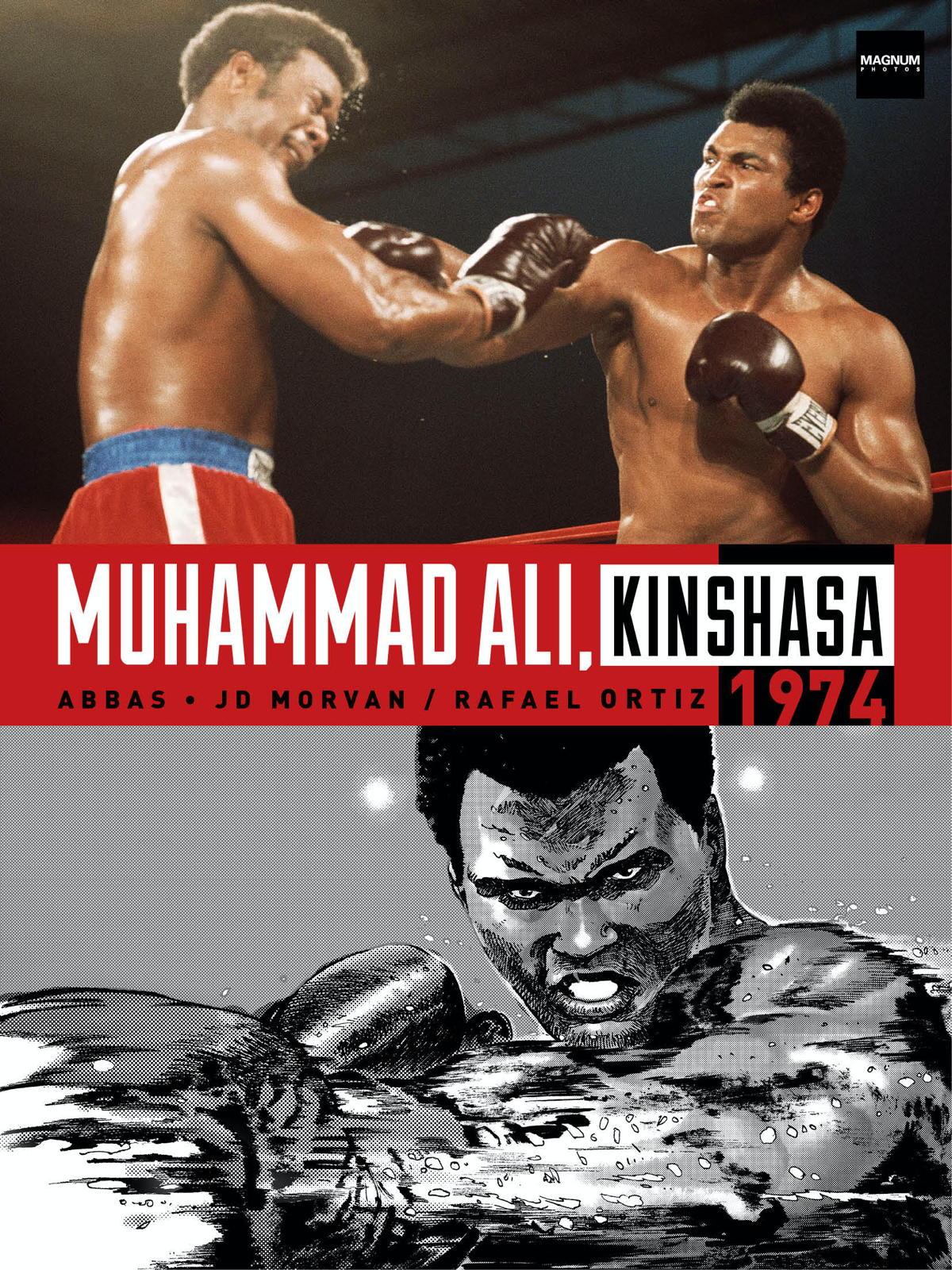 cover Muhammad Ali: Kinshasa 1974