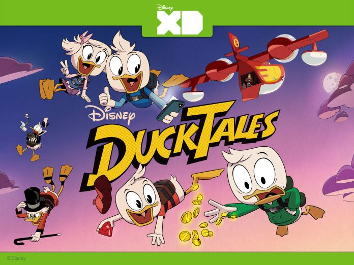 2017's Ducktales