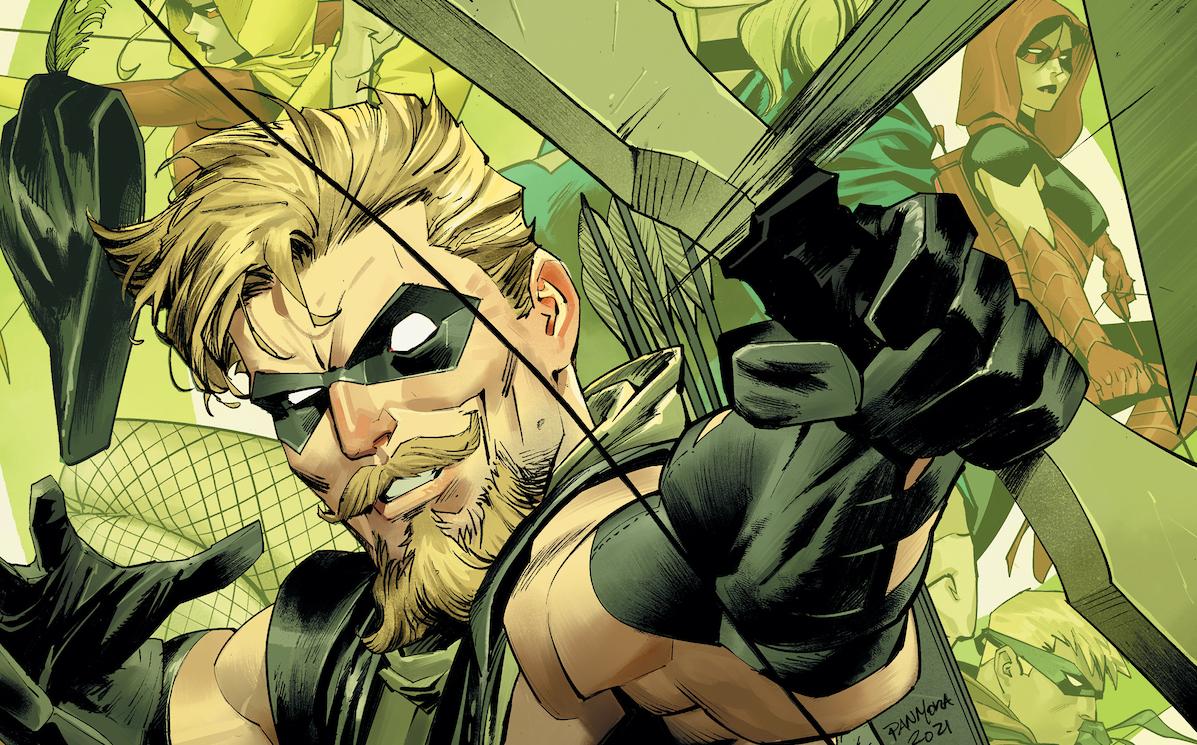 Green Arrow 80th Anniversary
