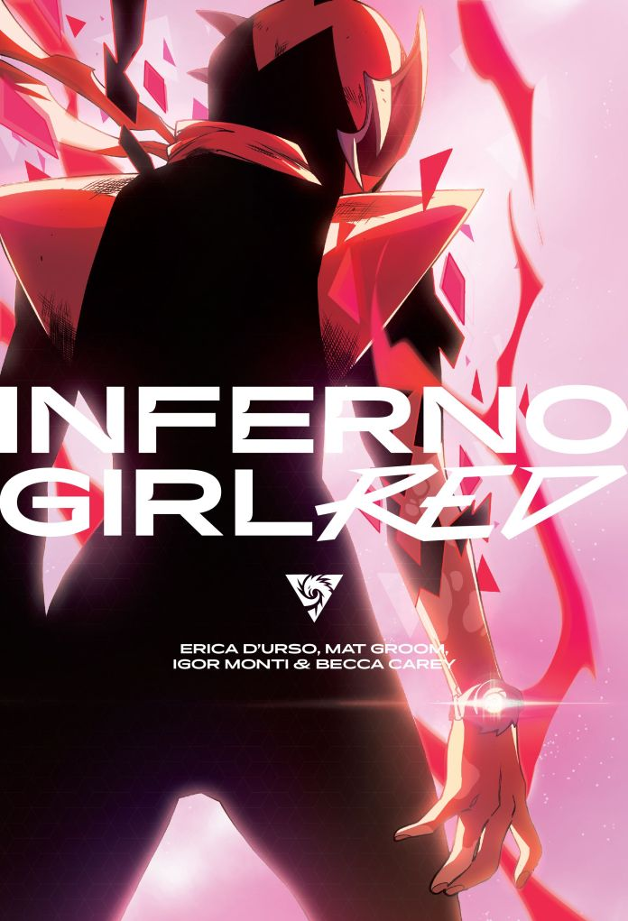 Inferno Girl Red