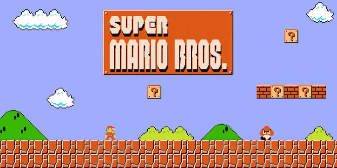 mario dimensions Mario Bros