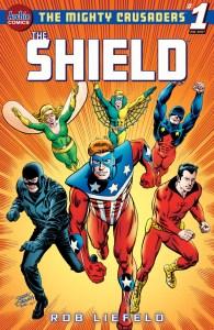 Rob Liefeld The Shield