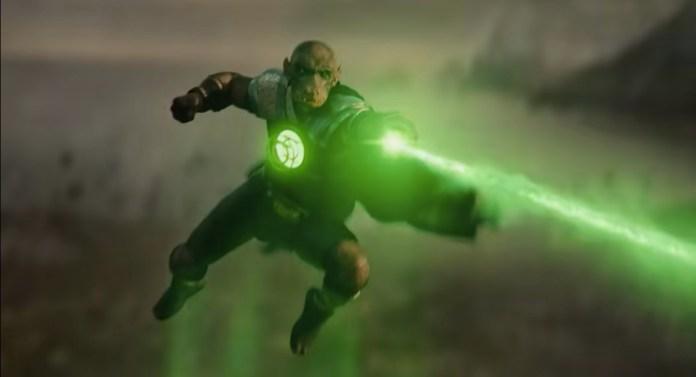 New Snyder Cut Trailer
