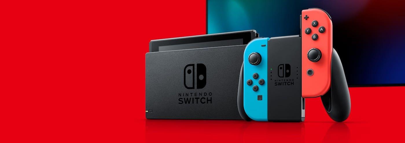 Switch upgrade