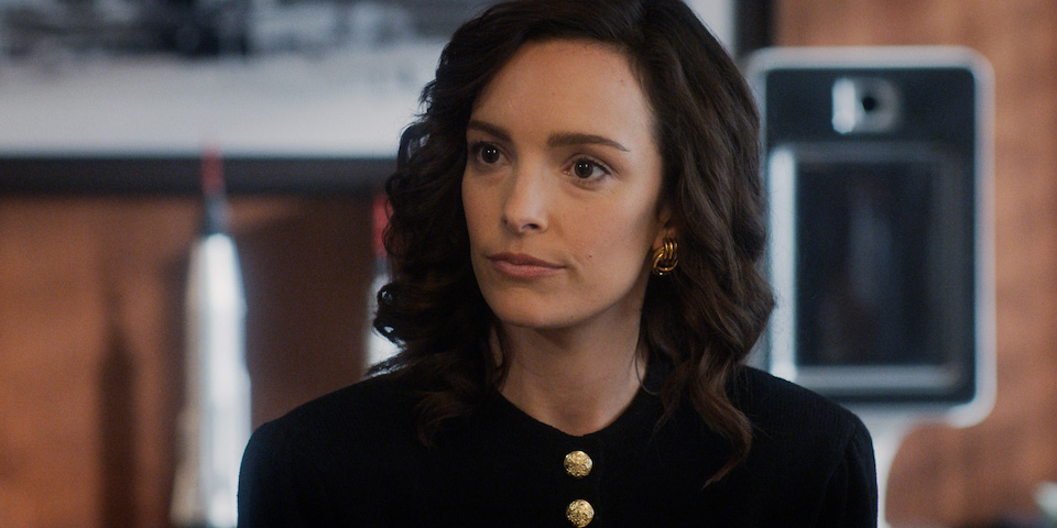 Ellen Waverly (Jodi Balfour) makes moves in
