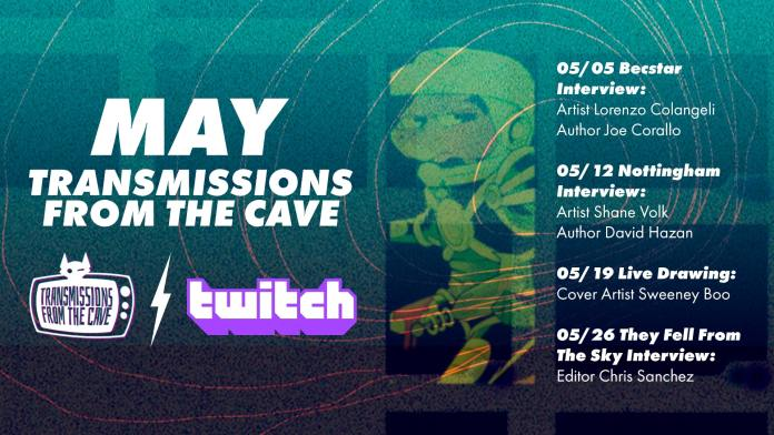 Transmissions from the Cave