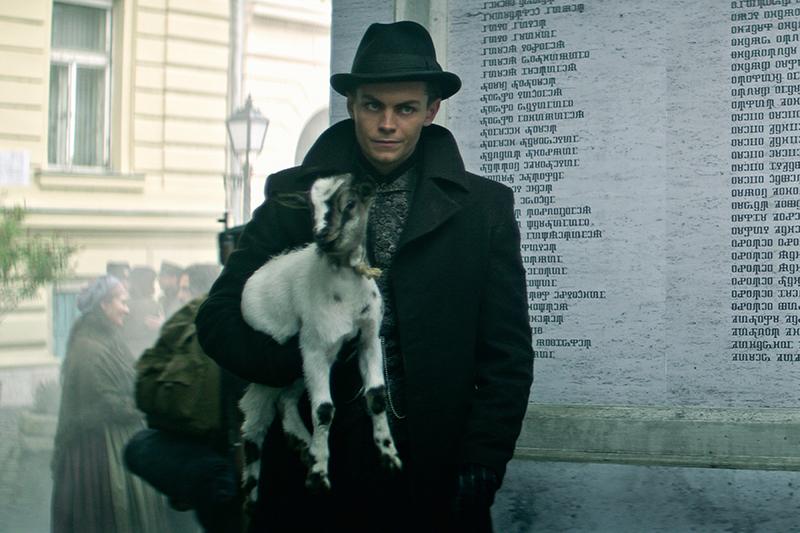 Milo the Goat