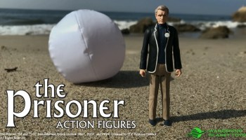 The Prisoner retro action figure