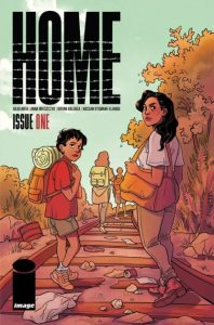 Home cover Image comics