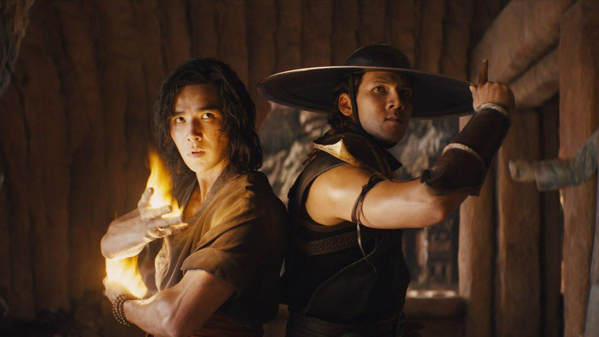 Ludi Lin & Max Huang
