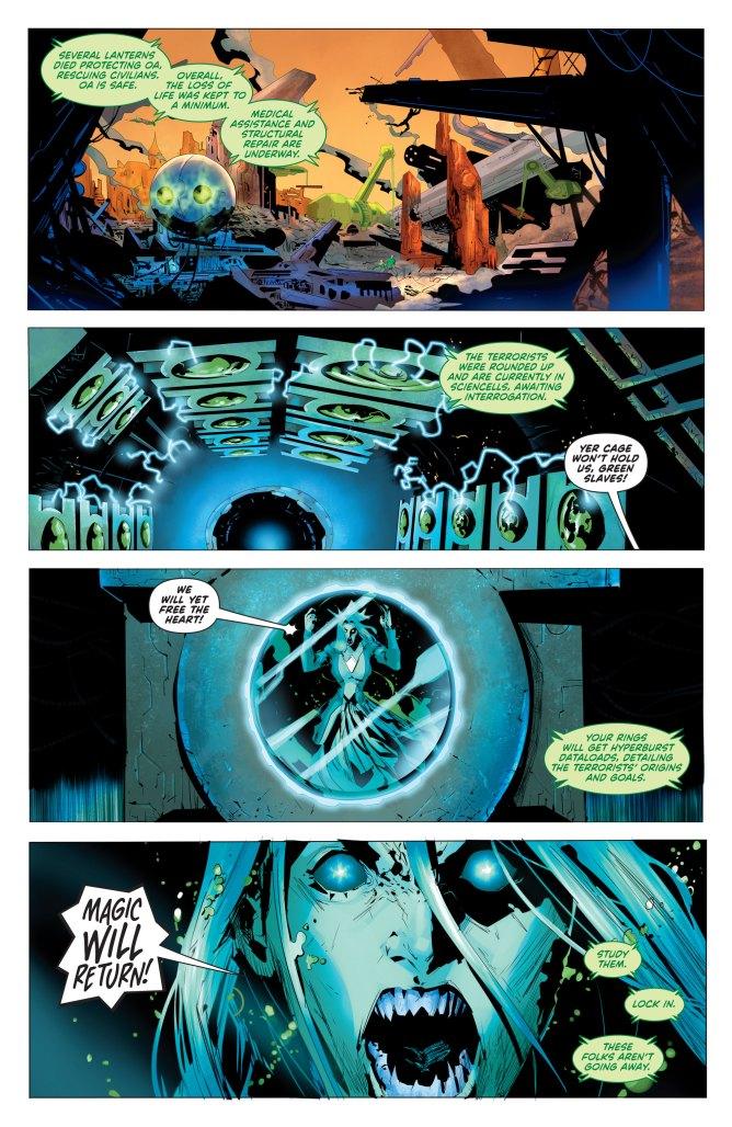 Green Lantern #2 page 2