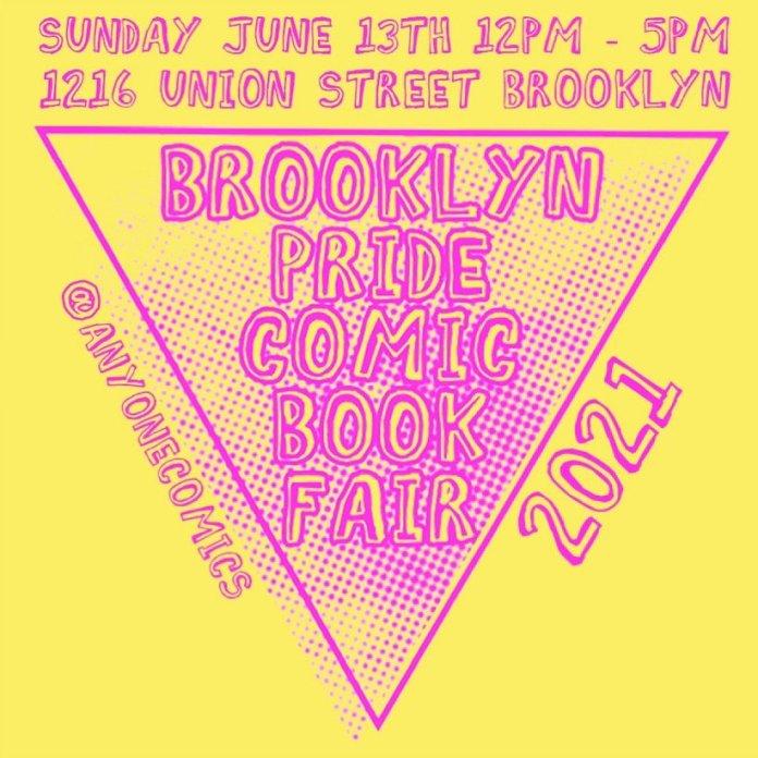 Brooklyn Pride Comic Show