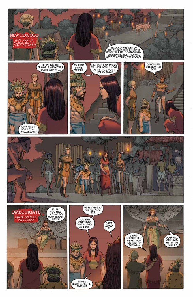 Helm Greycastle #3 Preview Page