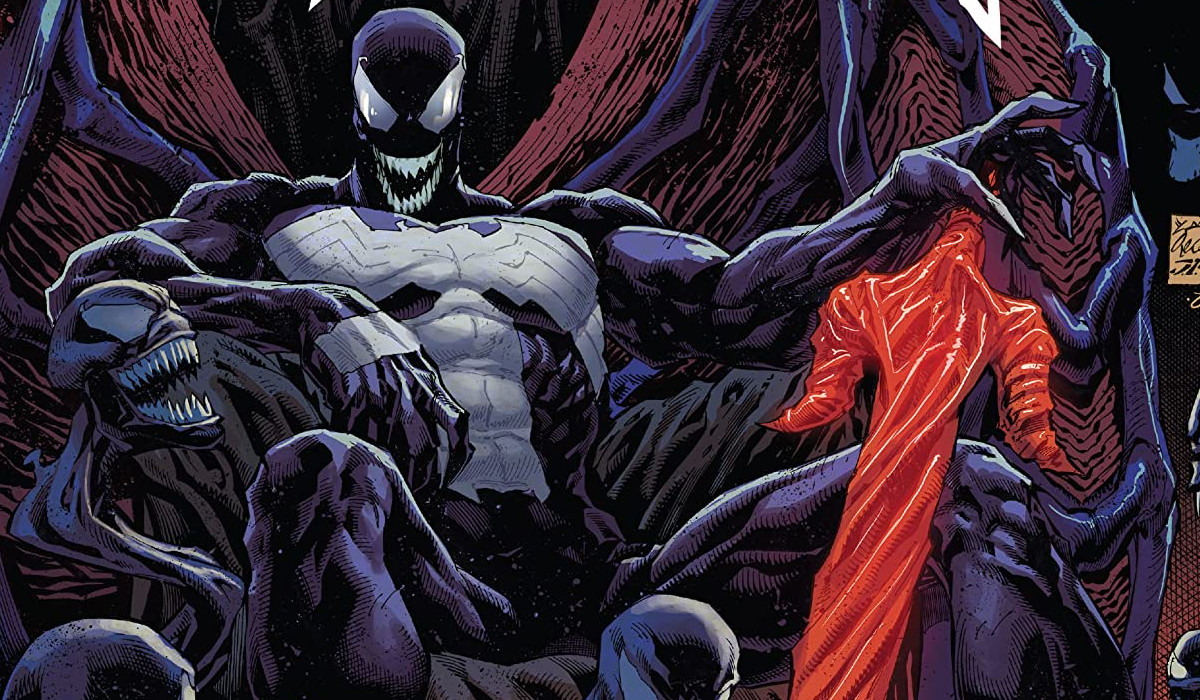 The Marvel Rundown: VENOM #200 closes one chapter and opens another - The Beat