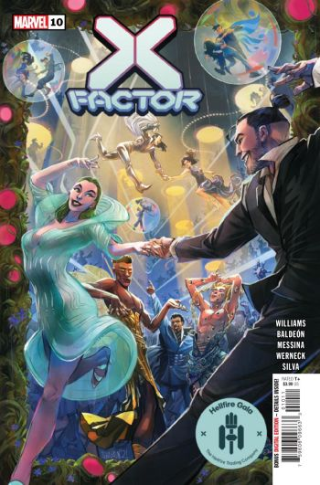 X-Factor #10 Cover