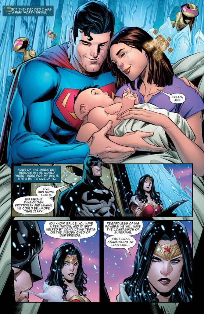 Superman: Son of Kal-El #1  page 6