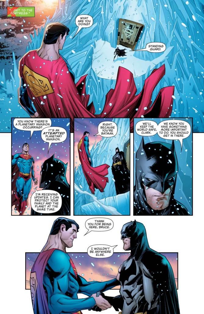 Superman: Son of Kal-El #1 page 3