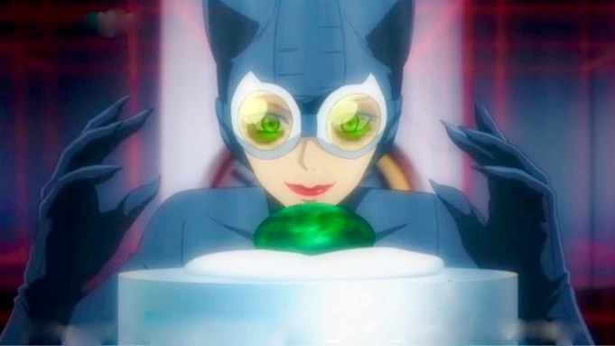 Catwoman Hunted animated