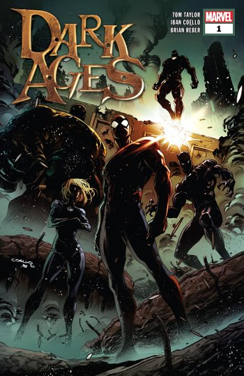 Dark Ages #1 Cover
