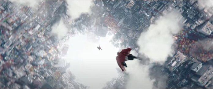 Spider-Man teaser trailer